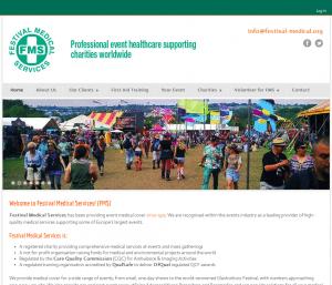 Festival Medical Services - UK Specialist Event Medical Provider