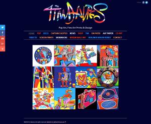 Tim Davies - Artist and Illustrator