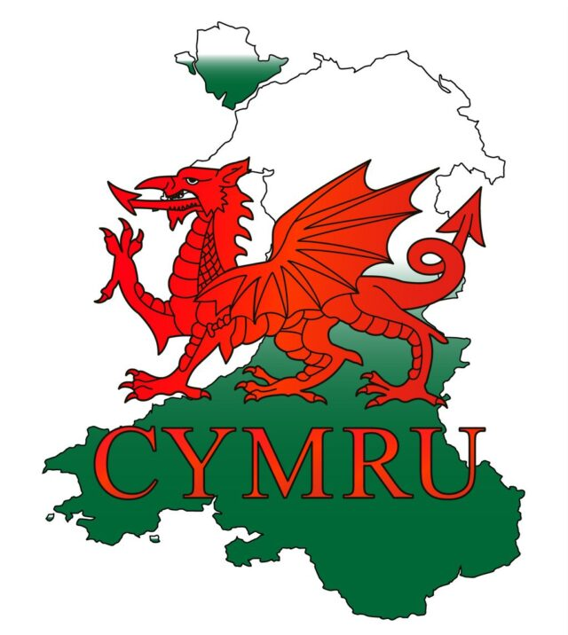 Cardiff Web Design - The Red Dragon of Wales