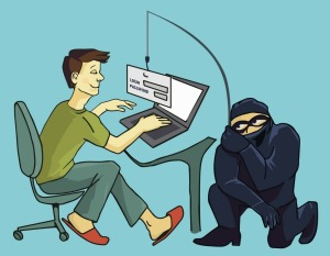 Password phishing — a form of social engineering