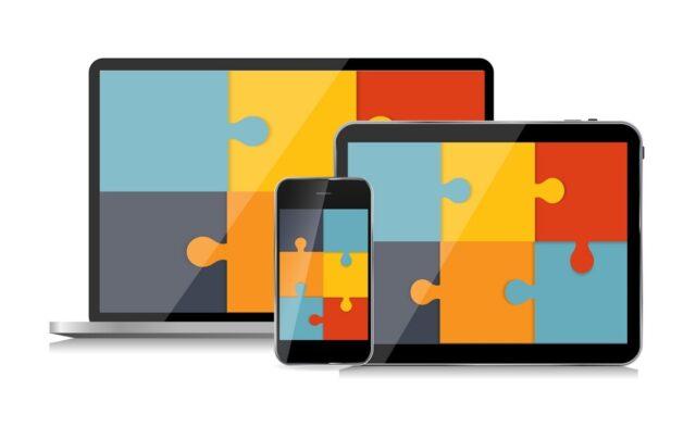 Newport Website Design - a multi-disciplinary jigsaw