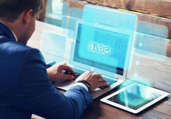 start a business blog