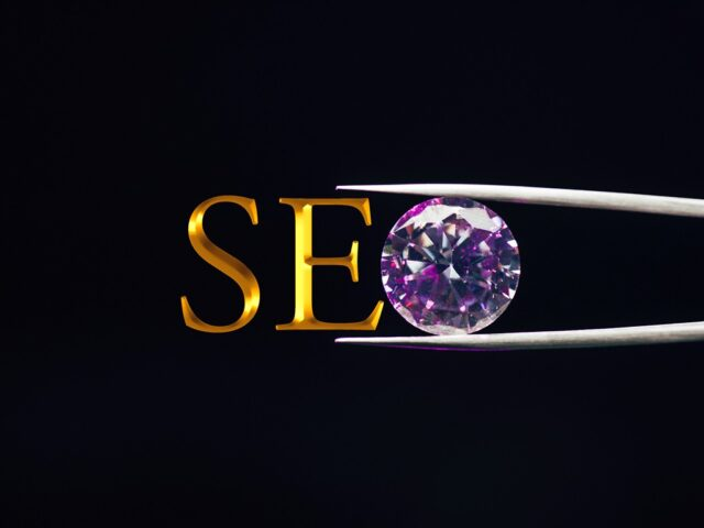 SEO is valuable, not expensive. Like diamonds.